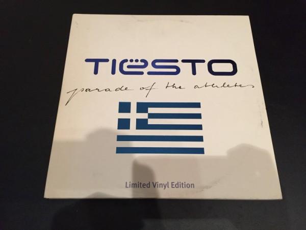 Tiesto - Parade Of The Athletes (Magik Muzik) (Vinyl) 2004 (1)