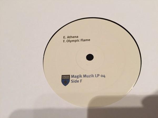 Tiesto - Parade Of The Athletes (Magik Muzik) (Vinyl) 2004 (11)