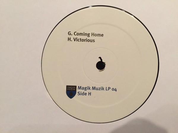 Tiesto - Parade Of The Athletes (Magik Muzik) (Vinyl) 2004 (13)