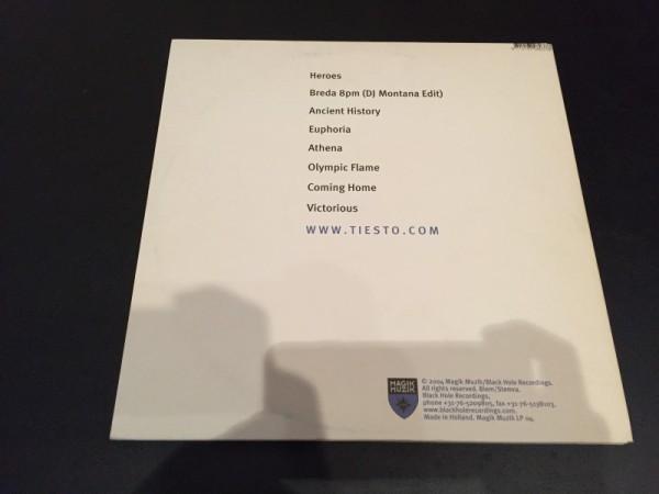Tiesto - Parade Of The Athletes (Magik Muzik) (Vinyl) 2004 (2)