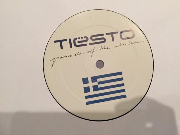 Tiesto - Parade Of The Athletes (Magik Muzik) (Vinyl) 2004 (6)