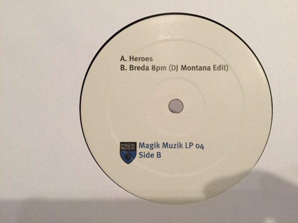 Tiesto - Parade Of The Athletes (Magik Muzik) (Vinyl) 2004 (7)