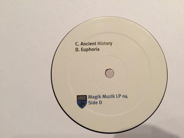 Tiesto - Parade Of The Athletes (Magik Muzik) (Vinyl) 2004 (9)