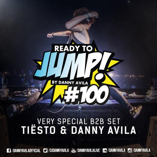 Tiesto 2014-12-25 Danny Avila & Tiesto Ready To Jump 100