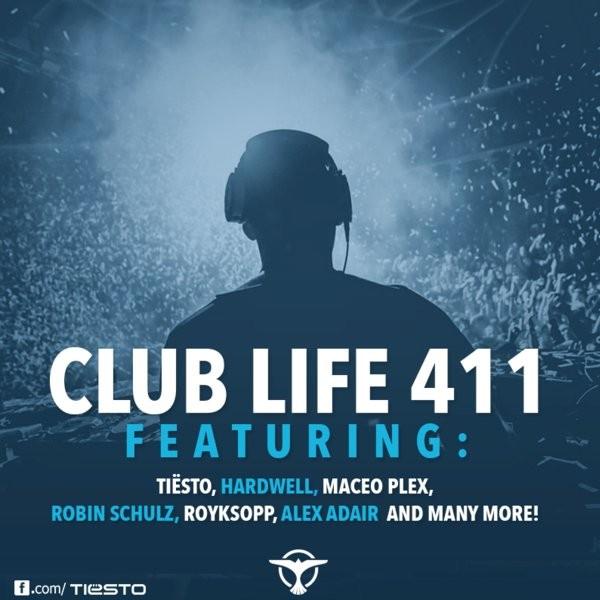Tiesto 2015-02-14 Club Life 411