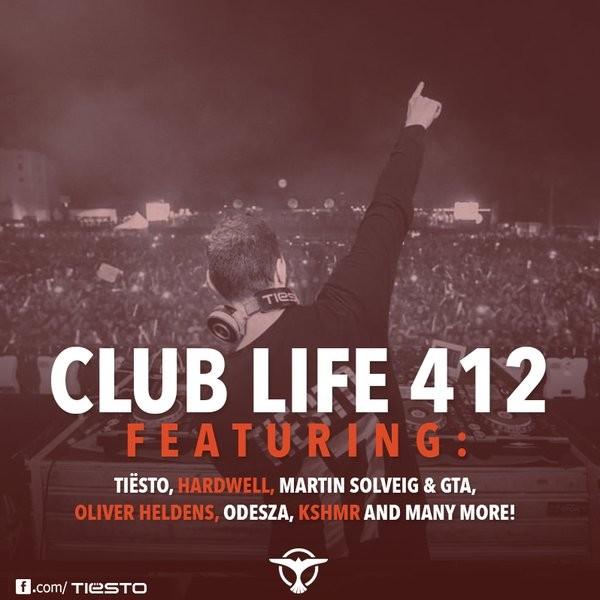 Tiesto 2015-02-21 Club Life 412