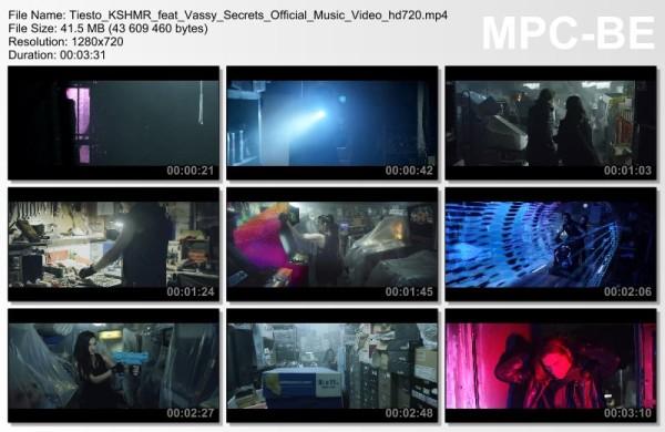 Tiesto & KSHMR feat. Vassy - Secrets (WEB) (2015)
