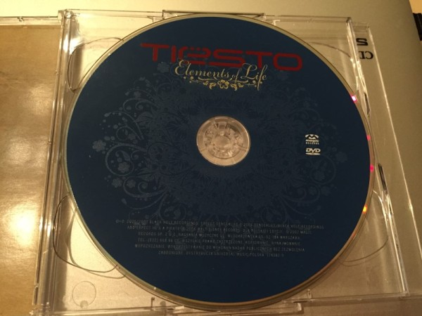 Tiesto - Elements Of Life (CD+DVD) (Magic Records) 2007 (6)