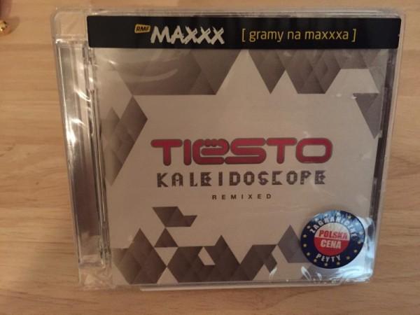 Tiesto - Kaleidoscope Remixed (RMF MAXXX) 2010 (1)