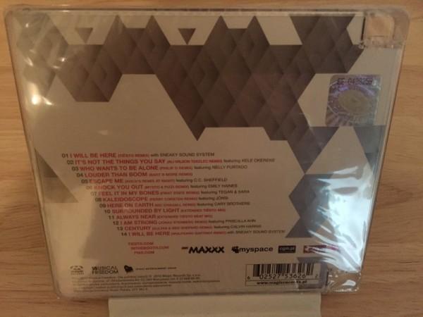Tiesto - Kaleidoscope Remixed (RMF MAXXX) 2010 (2)