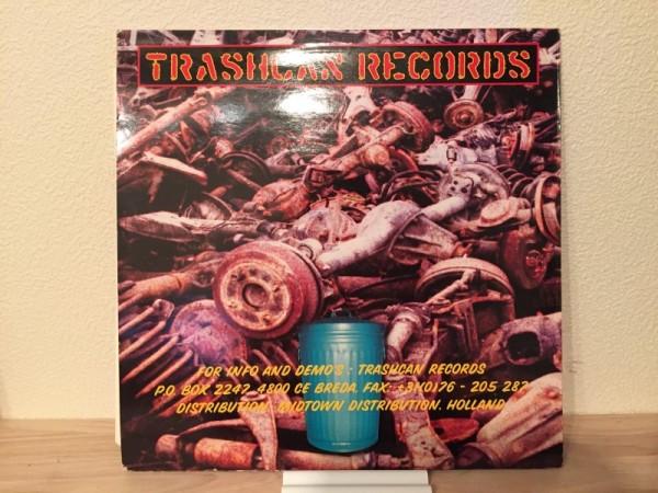 Da Joker - In The Ghetto (Vinyl) (Trashcan Records) 1995 (2)