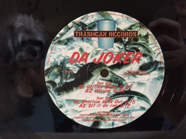 Da Joker - Spiritual Wipe Out (Trashcan Records) 1994 (3)