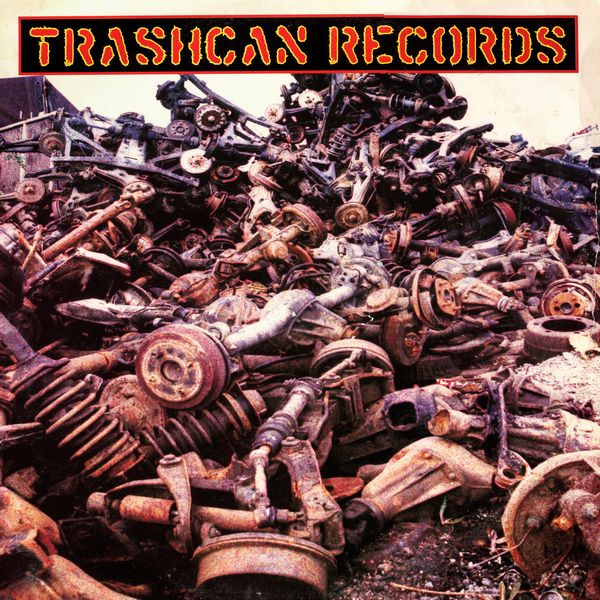 Da Joker - Spiritual Wipe Out (Trashcan Records) (1994)