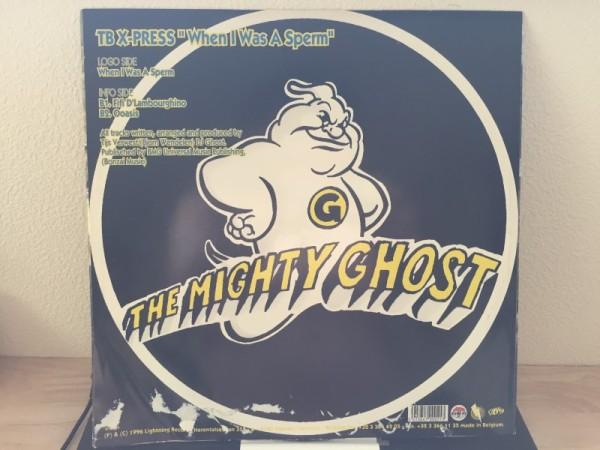 TB X-Press - When I Was A Sperm (Bonzai Jumps) (Vinyl) 1996 (2)