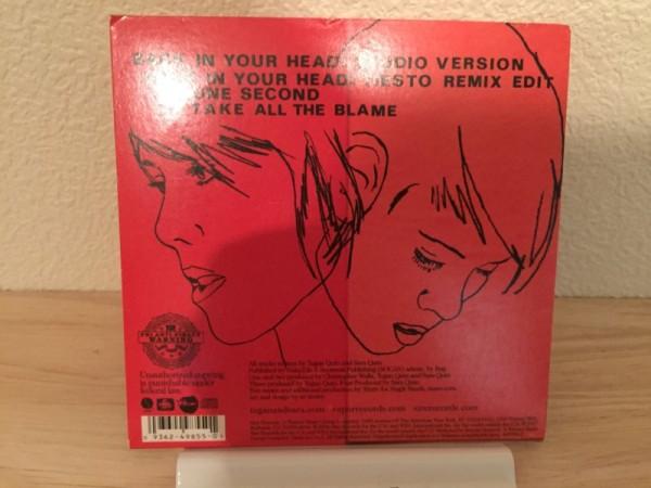 Tegan and Sara - I'll Take The Blame EP (Sire) (CD) 2007 (2)