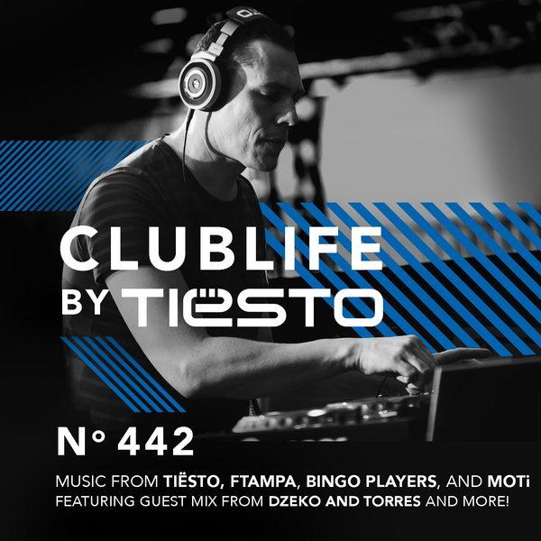 Tiesto 2015-09-19 Club Life 442