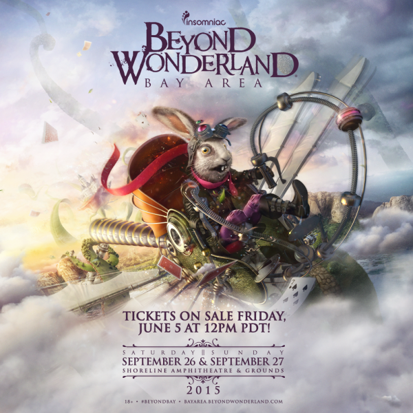 Tiesto 2015-09-27 Beyond Wonderland Bay Area (California, US)