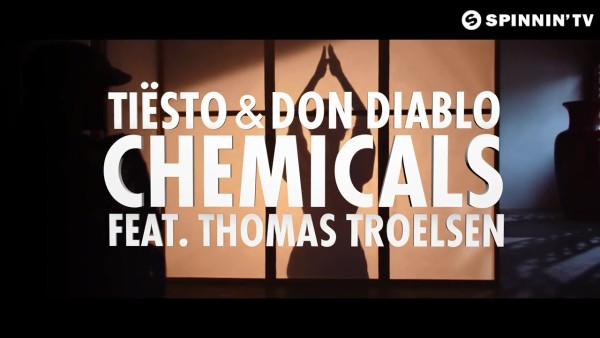 Tiesto & Don Diablo feat. Thomas Troelsen - Chemicals (Official Music Video) 2015 (1)