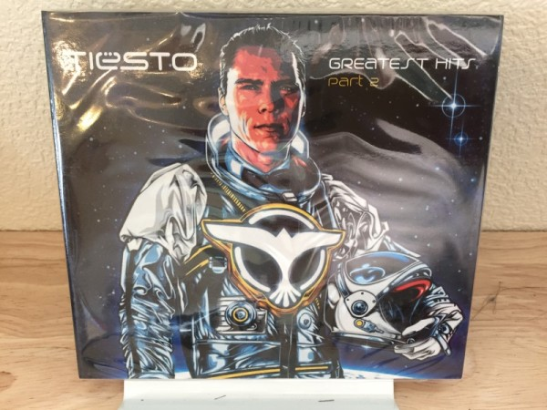 Tiesto - Greatest Hits Vol.2 2CD Digipack (Unofficial) 2015 (1)