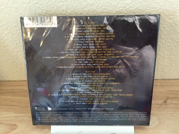 Tiesto - Greatest Hits Vol.2 2CD Digipack (Unofficial) 2015 (2)