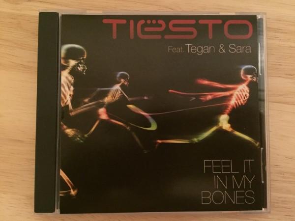 Tiesto feat. Tegan & Sara - Feel It In My Bones (Promo CD) (Ultra Records) 2010 (1)