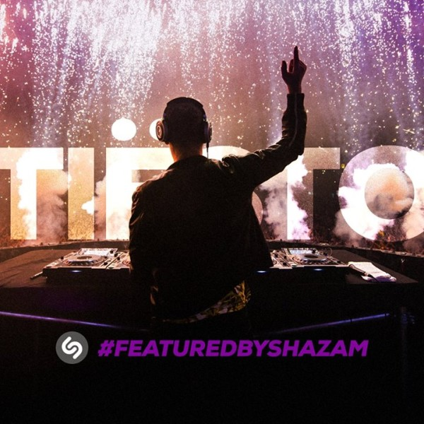 Shazam Exclusive the heart of EDM with Tiesto (2015)