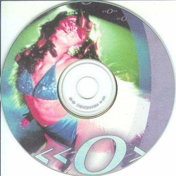 Tiesto - Club Eau Volume 3 Promo CD