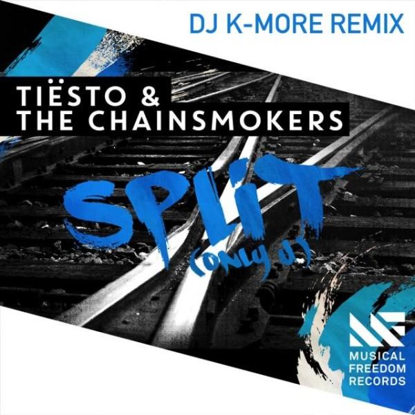 Tiesto & The Chainsmokers Split (DJ K-MORE CLUB EXTENDED REMIX) (WEB) (2015)