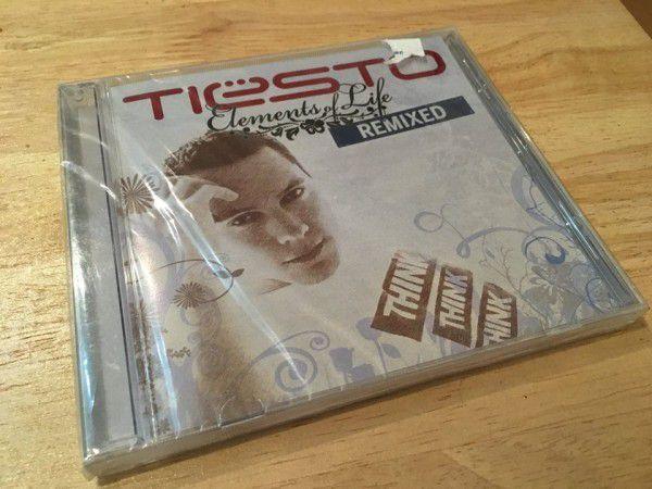 Tiesto - Elements Of Life Remixed (Sonografica) 2008 (1)