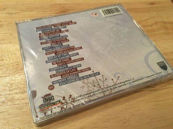 Tiesto - Elements Of Life Remixed (Sonografica) 2008 (2)