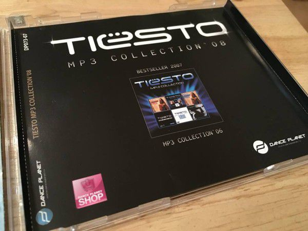 Tiesto - Mp3 Collection '08 2008 (6)