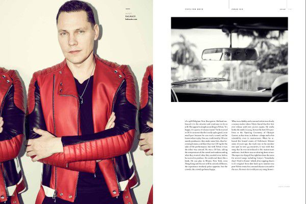 Toys For Boys - Tiesto (Magazine) 2016 (4)