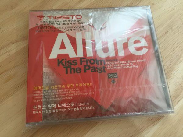 Allure - Kiss From The Past (Magik Muzik) (Sail) 2011 (1)