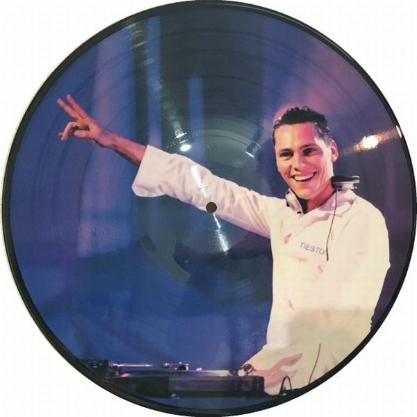 Tiesto - Dont Ditch (Not On Label) (Picture Vinyl) (2011) A