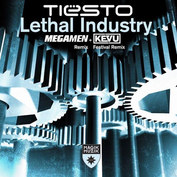 Tiesto - Lethal Industry (Incl. MegaMen Remix) (WEB) (2016)