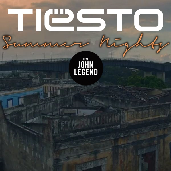 Tiesto feat. John Legend - Summer Nights (Official Video) (2016)