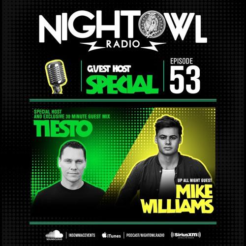 Tiesto 2016-08-26 Night Owl Radio 053 (Guest Mix)