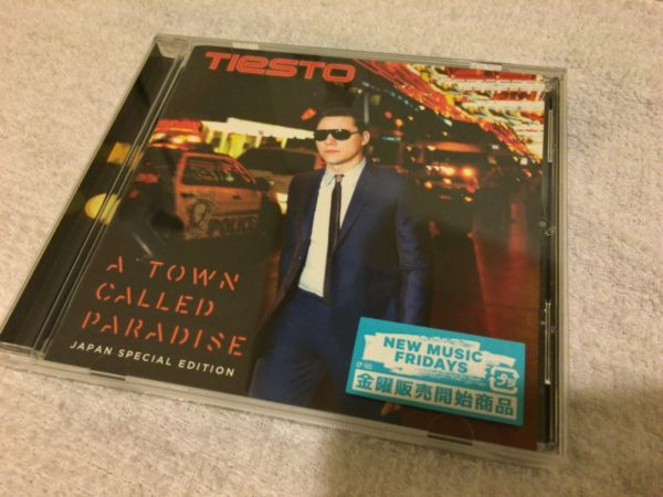 Tiesto - A Town Called Paradise (PMAM Recordings) (Japan Edition) (1)