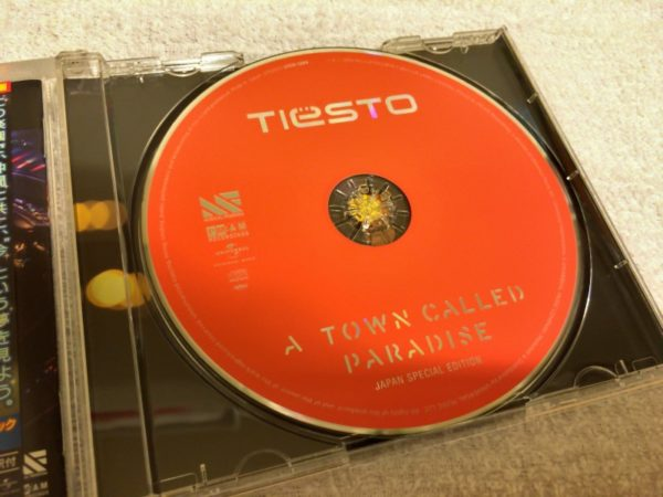 Tiesto - A Town Called Paradise (PMAM Recordings) (Japan Edition) (3)