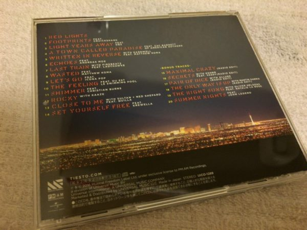 Tiesto - A Town Called Paradise (PMAM Recordings) (Japan Edition) (4)